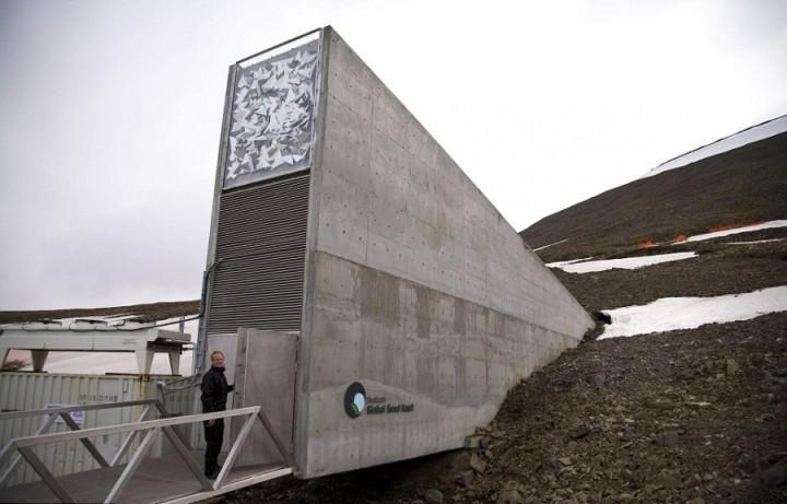 Всемирный банк-семенохранилище