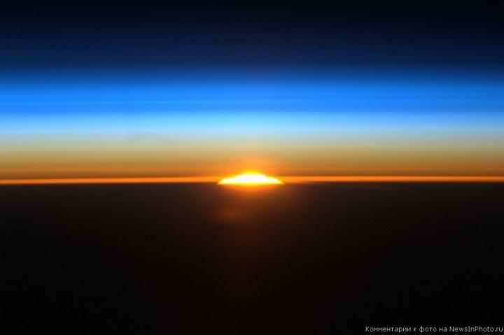 Фотографии Земли астронавта Рона Гарана, сделанные им с МКС | NewsInPhoto.ru Новости и репортажи в фотографиях (26)