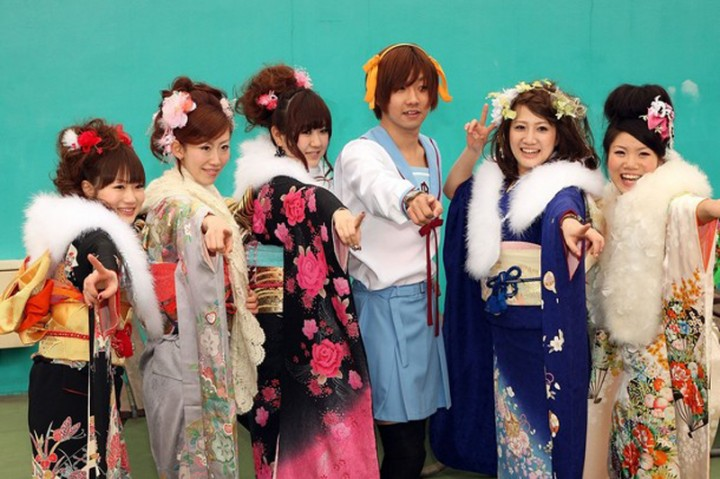 Dating japanese culture