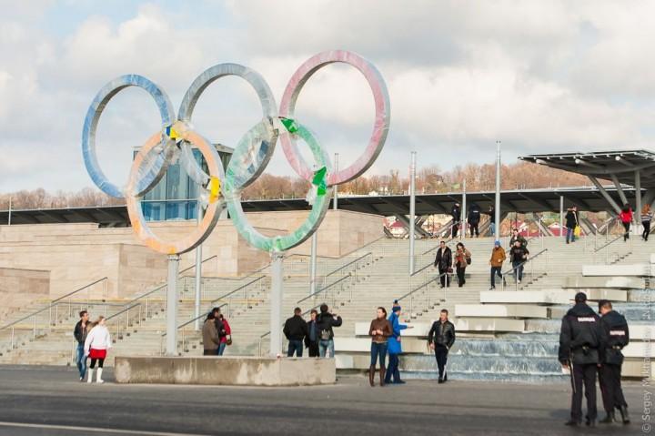 sochi26 Как выглядят Олимпийские объекты с воздуха