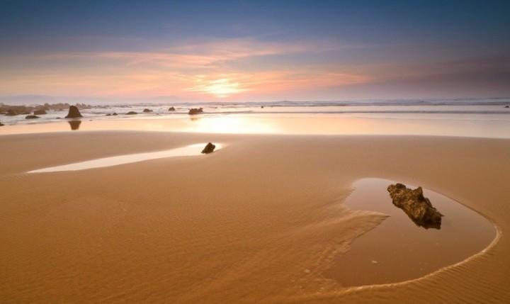 turbidites06 Турбидиты   необычные образования на побережье Испании