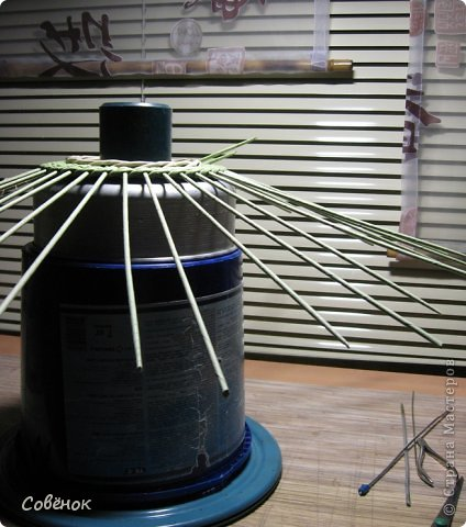 Мастер-класс Плетение МК - Шкатулка из бумаги Бумага газетная Трубочки бумажные фото 24