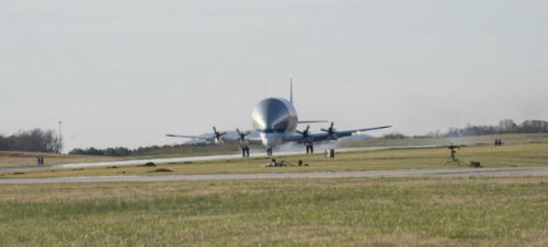 Самолет Super Guppy #5
