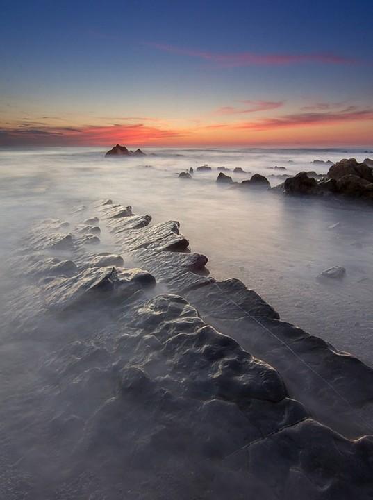 turbidites09 Турбидиты   необычные образования на побережье Испании