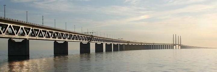 mosttonel 5 Эресуннский мост тоннель
