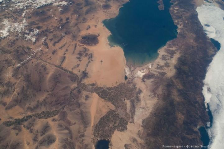 Фотографии Земли астронавта Рона Гарана, сделанные им с МКС | NewsInPhoto.ru Новости и репортажи в фотографиях (3)