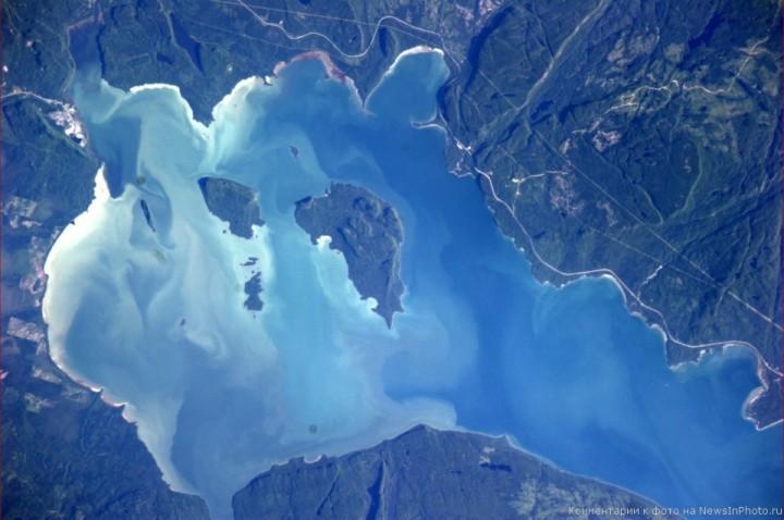 Фотографии Земли астронавта Рона Гарана, сделанные им с МКС | NewsInPhoto.ru Новости и репортажи в фотографиях (10)