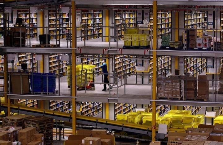 skladiamazona 5 Склады Amazon