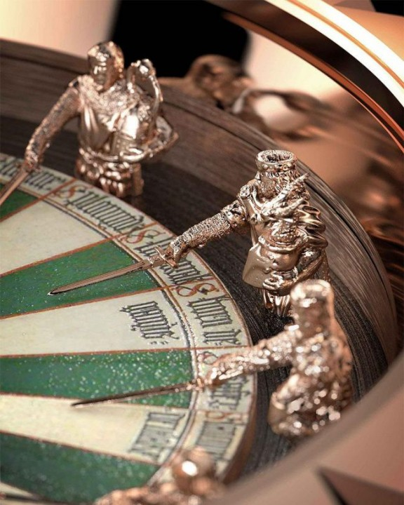 Часовые красоты часы, дизайн