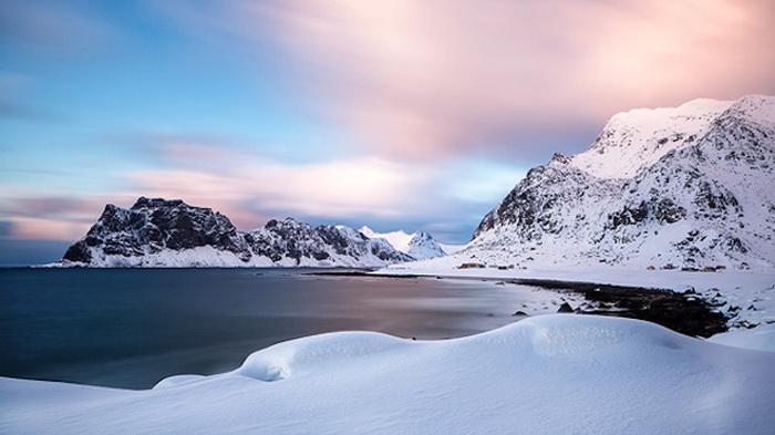 Потрясающие северные пейзажи от Jens Fersterra