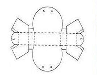 Как сделать свой спиннер из бумаги 39