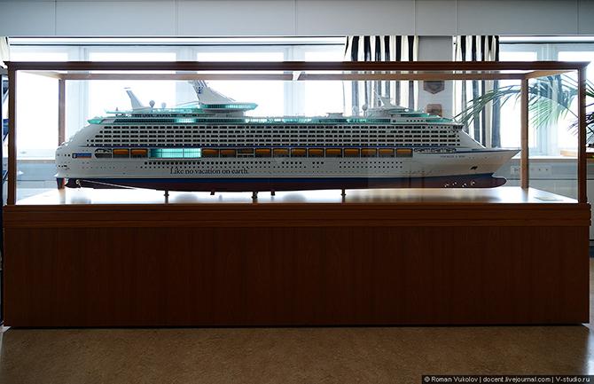 Как строят корабли