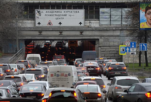 Волоколамское шоссе, Москва
