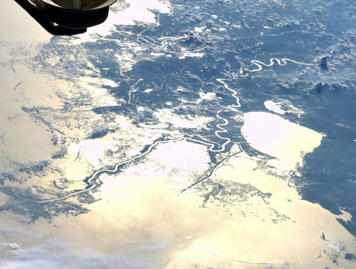 Фотографии Земли астронавта Рона Гарана, сделанные им с МКС | NewsInPhoto.ru Новости и репортажи в фотографиях (23)