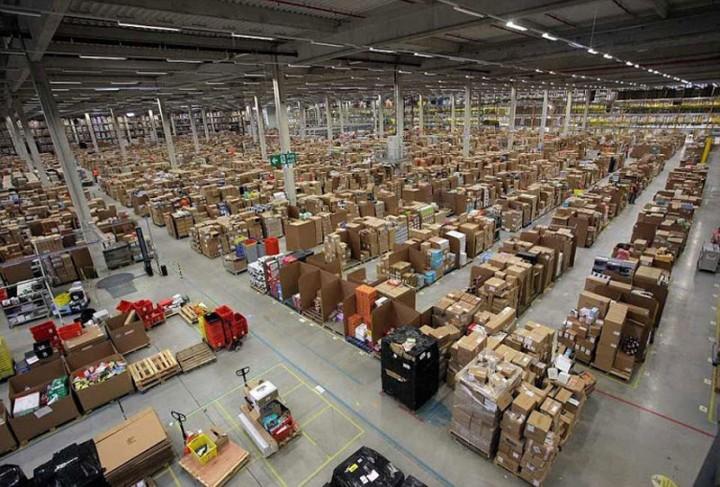 skladiamazona 1 Склады Amazon
