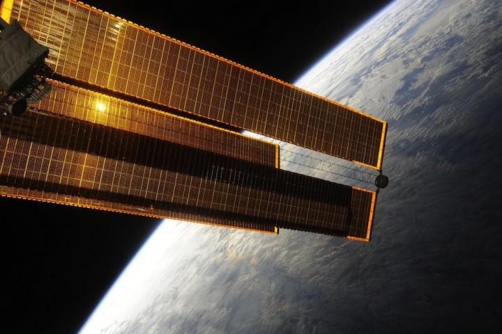 0947 Невероятные фото из космоса астронавта Дугласа Уилока