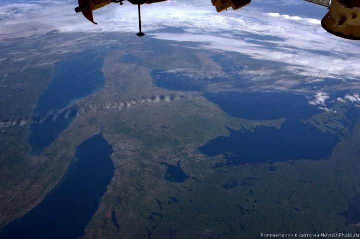 Фотографии Земли астронавта Рона Гарана, сделанные им с МКС | NewsInPhoto.ru Новости и репортажи в фотографиях (12)