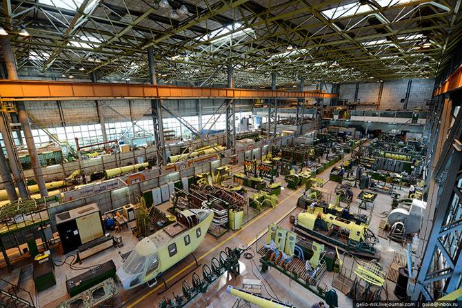 Казанский вертолётный завод