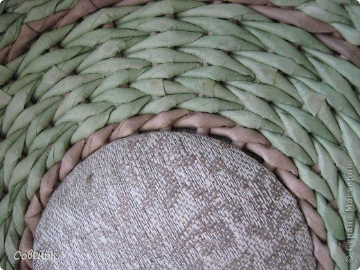 Мастер-класс Плетение МК - Шкатулка из бумаги Бумага газетная Трубочки бумажные фото 72