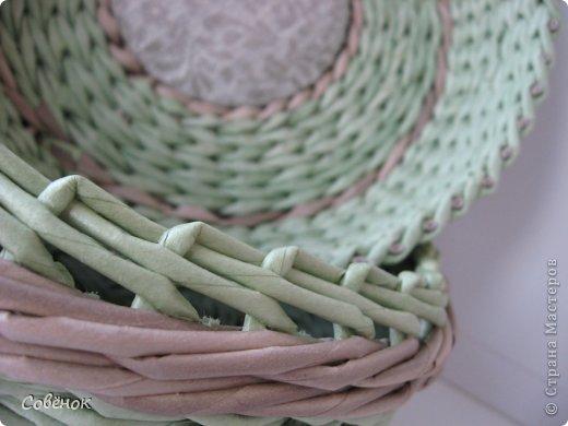 Мастер-класс Плетение МК - Шкатулка из бумаги Бумага газетная Трубочки бумажные фото 73