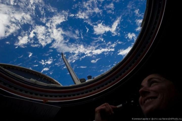 Фотографии Земли астронавта Рона Гарана, сделанные им с МКС | NewsInPhoto.ru Новости и репортажи в фотографиях (20)