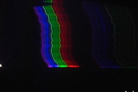 спектр молнии