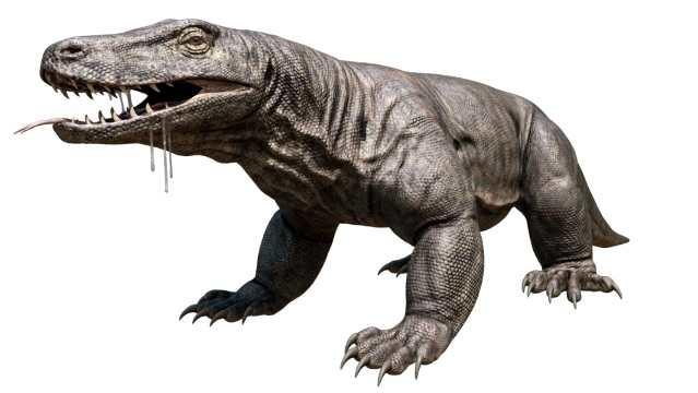 prehistoric12 Невероятные монстры прошлого, обитавшие на Земле