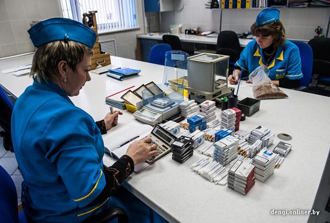 Как в Беларуси делают сигареты