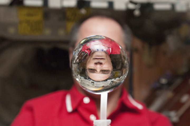 ISS20 Международная космическая станция: экспедиция 34