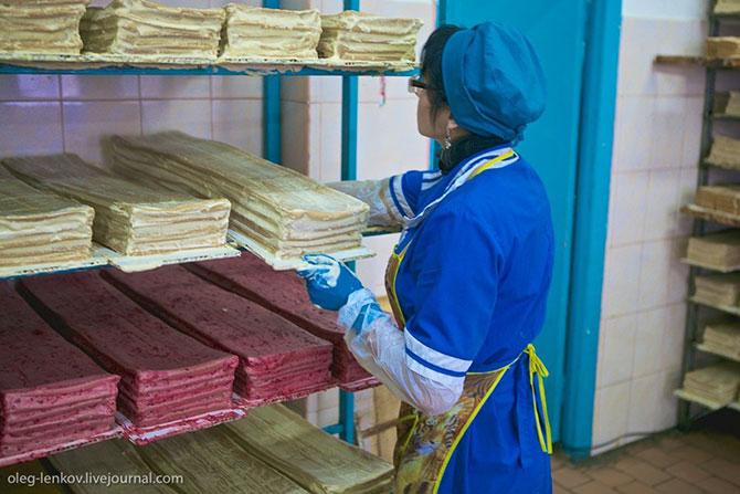 Белевская пастила - традиционное русское лакомство