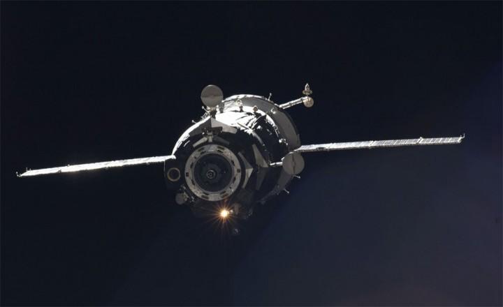 ISS02 Международная космическая станция: экспедиция 34