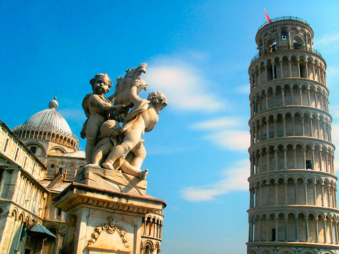 Культурная италия