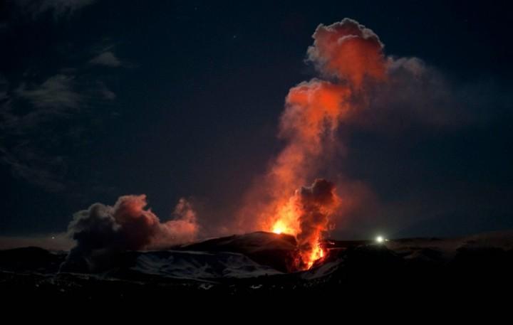 1434 800x508 Извержение вулкана в Исландии