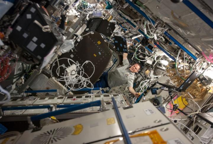 ISS22 Международная космическая станция: экспедиция 34