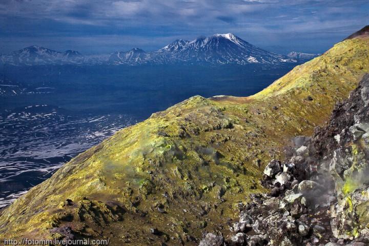 1094 Камчатка: На лавовом поле Авчи