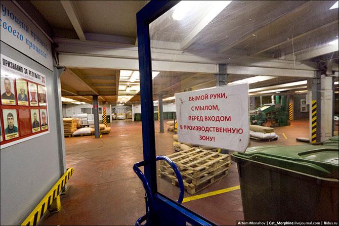 Экскурсия на самую большую фабрику по производству чая в Европе
