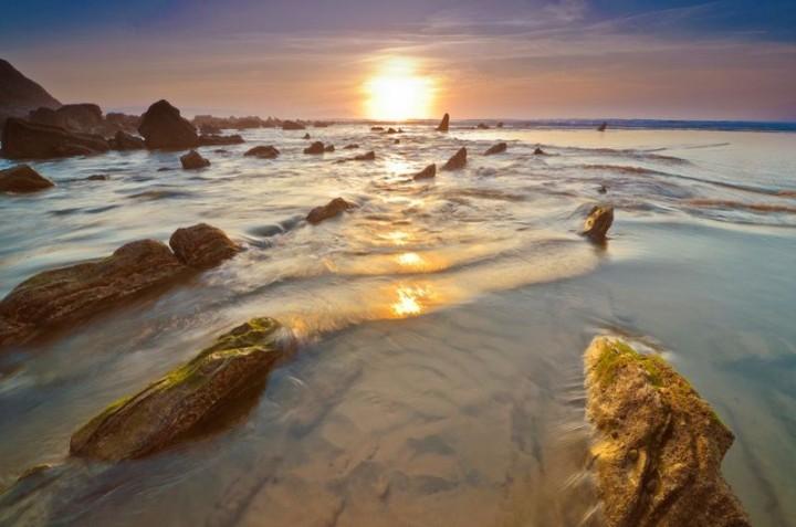 turbidites05 Турбидиты   необычные образования на побережье Испании