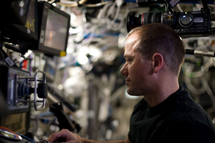 ISS28 Международная космическая станция: экспедиция 34