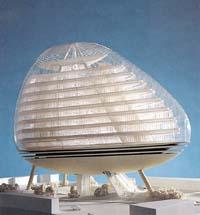 Концепт-проект «Green Building», Ян Каплицки