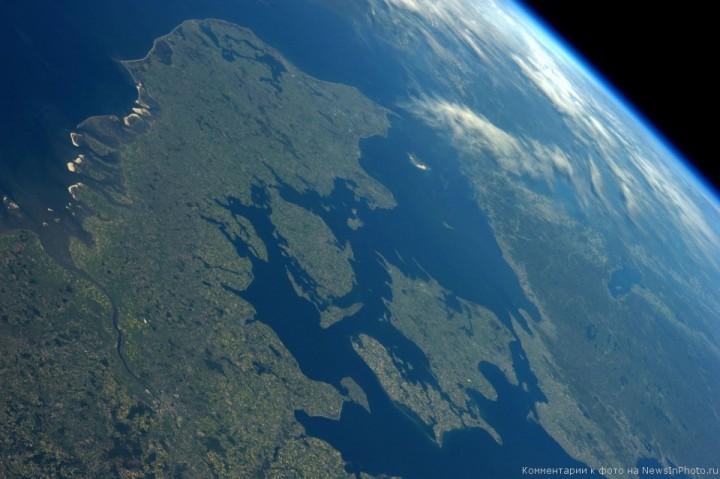 Фотографии Земли астронавта Рона Гарана, сделанные им с МКС | NewsInPhoto.ru Новости и репортажи в фотографиях (13)