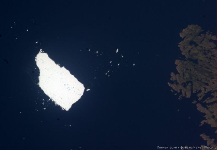 Фотографии Земли астронавта Рона Гарана, сделанные им с МКС | NewsInPhoto.ru Новости и репортажи в фотографиях (8)