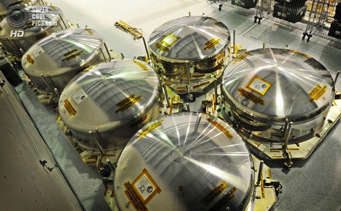 Строительство телескопа «Джеймс Уэбб»