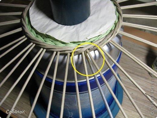 Мастер-класс Плетение МК - Шкатулка из бумаги Бумага газетная Трубочки бумажные фото 58