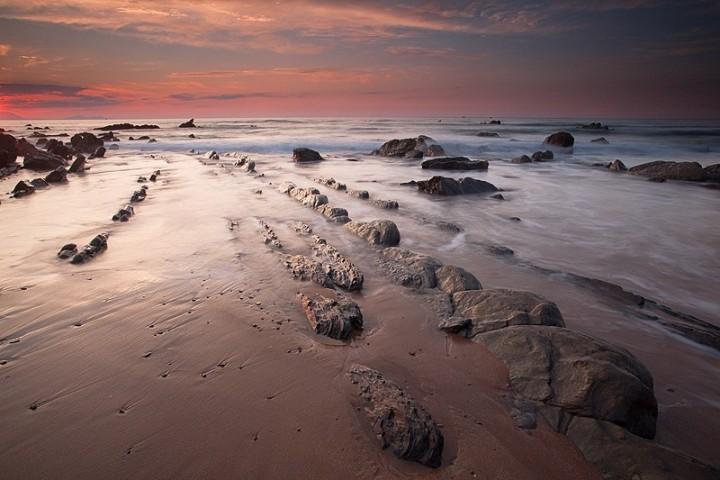 turbidites03 Турбидиты   необычные образования на побережье Испании