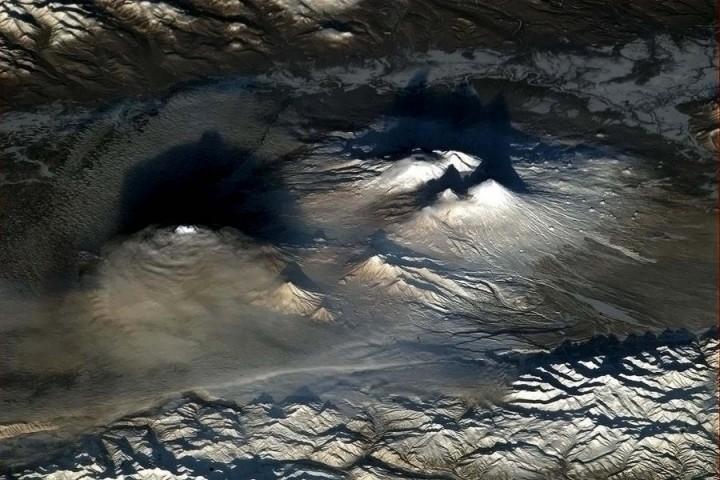 KrisXedfild 5 Крис Хэдфилд: потрясающие фотографии из космоса