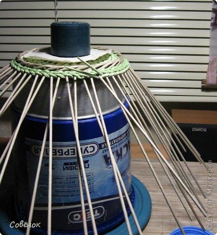 Мастер-класс Плетение МК - Шкатулка из бумаги Бумага газетная Трубочки бумажные фото 60