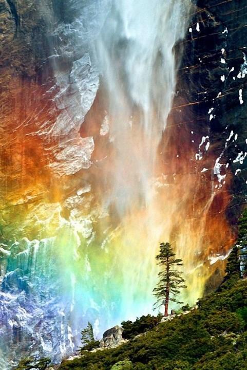 horsetail04 Водопад «Лошадиный Хвост»