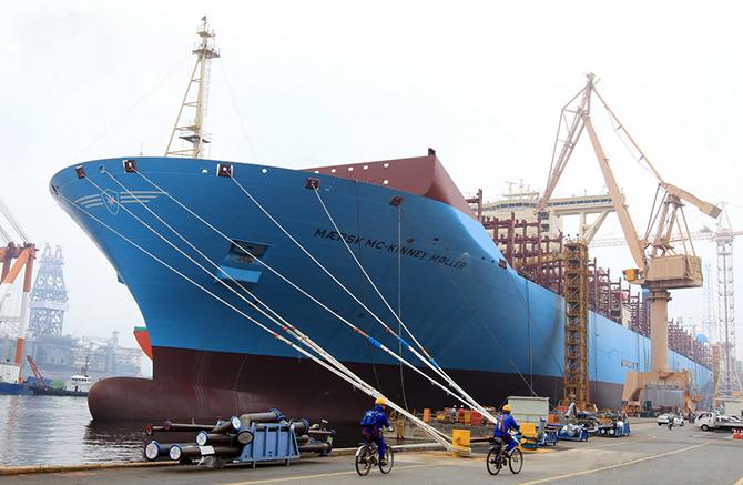 Самые большие корабли и самолеты