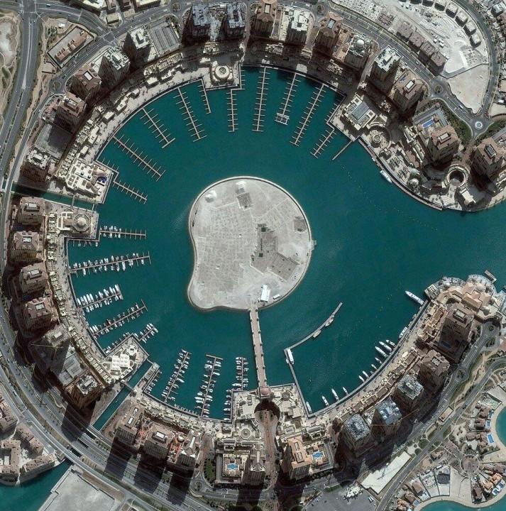 satellite14 Самые интересные снимки со спутника 2013