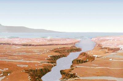 NASA: На Марсе обнаружены следы пресной питьевой воды